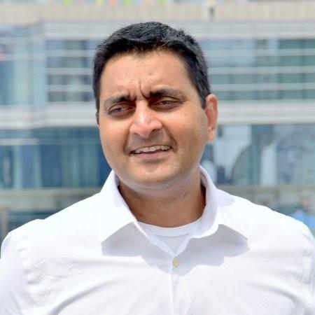 Orbita Chief Technology Officer Alpesh Patel for Orbita team webpage