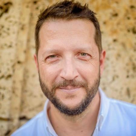 Orbita Sales Executive Jeff Haggard for Orbita team webpage