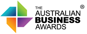 The Australian Business Awards logo - Orbita website