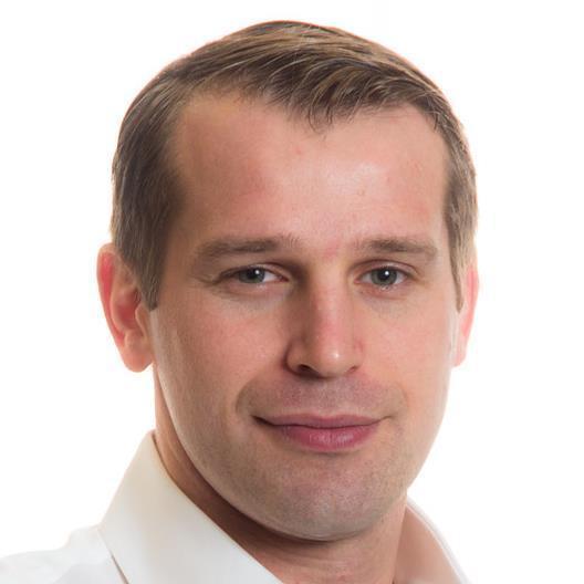 Orbita Chief Revenue Officer Ben Schilens for Orbita team webpage