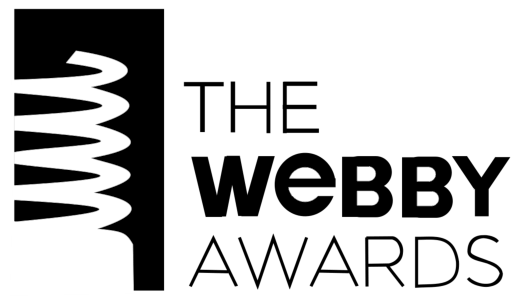 The Webby Awards logo - Orbita website